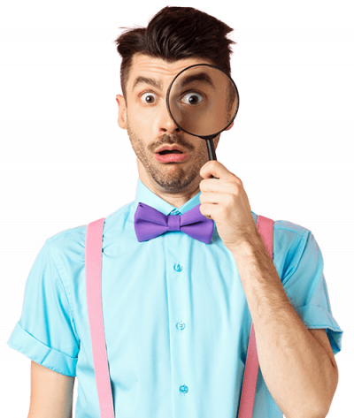 funny-guy-look-through-magnifying-glass-with-surprised-face-seeing-something-interesting-standing-pink-background
